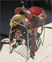"16 "" LEDDYS CUTTING SADDLE"