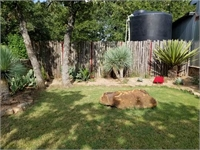 Weatherford Cottage Rental,  Available for Will Rodgers Horse Events
