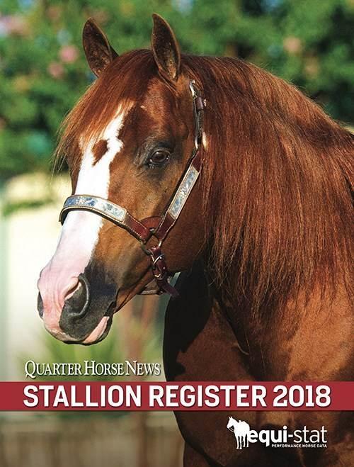 2018 Quarter Horse News Stallion Register