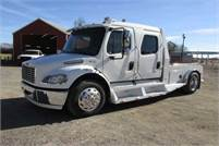Used 2005 Freightliner M2 Sport Chassis Truck